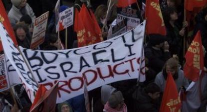 Boicote, Desinvestimento e Sanções: uma alternativa eficaz. Foto de Claudia Gabriela Marques Vieira