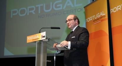 Hermínio Loureiro. Fonte: Flickr do PSD.