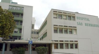 """""""O Hospital de São Bernardo, como está, não consegue mais responder à sua população"""", afirmou o diretor clínico demissionário, Nuno Fachada. Imagem via arslvt.min-saude.pt"""