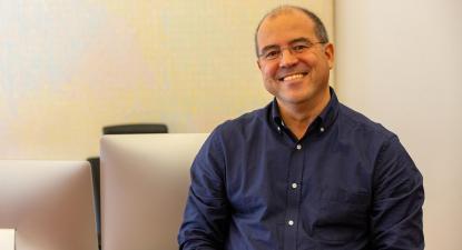 Nuno Artur Silva, Secretário de Estado do Cinema, Audiovisual e Media.