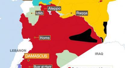 Idlib vê criadas as condições para aquela que poderá ser a última batalha da guerra na Síria. Uma última batalha que tem todos os ingredientes para ser também um banho de sangue