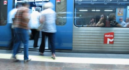 A Comissão de Utentes contesta o silêncio do Governo em relação aos problemas existentes nos transportes públicos. Foto de Paulete Matos