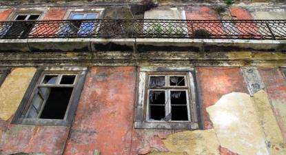 Habitação. Foto de Paulete Matos.