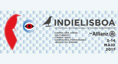 Cartaz do IndieLisboa 2017
