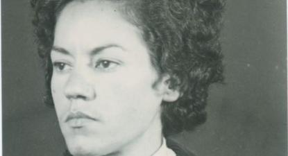 Isaura Borges Coelho (1926-2019) – Foto retirada do Jornal Tornado