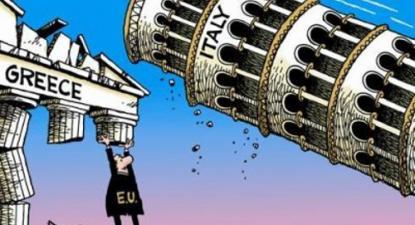 A história da crise italiana é a dos erros da integração europeia e da adesão à moeda única. Uma coisa parece certa: esta crise orgânica não se resolverá dentro do colete-de-forças do euro.