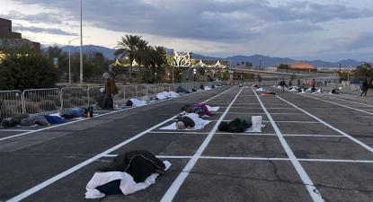 pessoas em situação de sem abrigo
