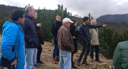 Maria Manuel Rola visitou as zonas ameaçadas pela exploração de lítio em Montalegre e Boticas.