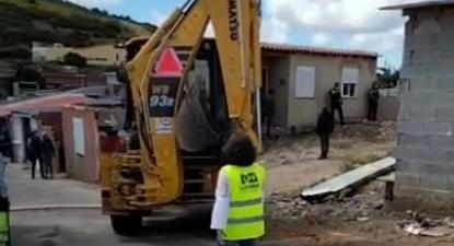 Imagem retirada de vídeo da Associação Habita