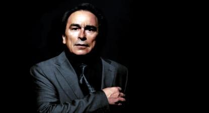 Luís Vicente, actor, encenador e diretor artístico da Companhia de Teatro do Algarve - ACTA.