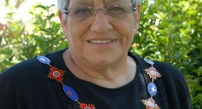 Maria Augusta Sousa, ex-Bastonária da Ordem dos Enfermeiros