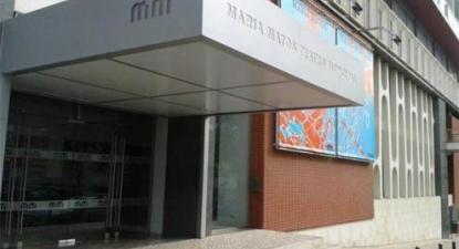 O Teatro Maria Matos foi inaugurado no dia 22 de outubro de 1969