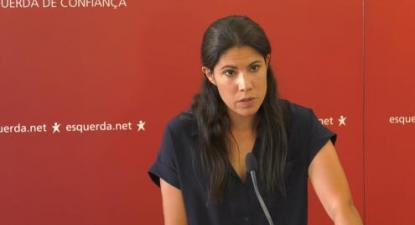 Mariana Mortágua - Foto esquerda.net