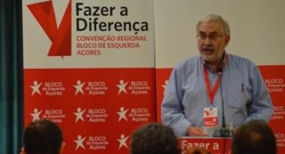 Mário Moniz é o candidato do Bloco à Câmara da Horta