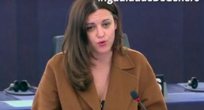 Marisa Matias é coautora do relatório sobre a igualdade de género e as políticas fiscais na União Europeia, aprovado nesta terça-feira pelo PE