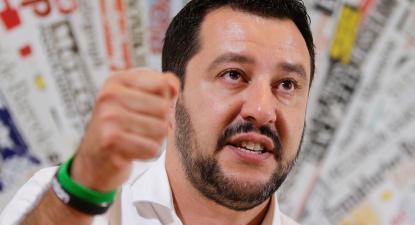 Aliança populista e de extrema direita em Itália