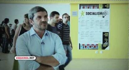 Socialismo 2012 | Entrevista | José Bastos