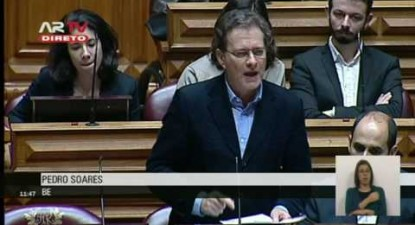 """Pedro Soares: """"É urgente suspender as demolições e os despejos até haver soluções alternativas"""""""