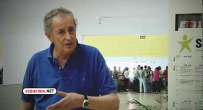 Socialismo 2012 | Entrevista | António Pedro Vasconcelos