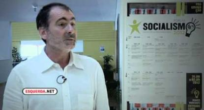 Socialismo 2012 | Entrevista | António Casimiro Ferreira