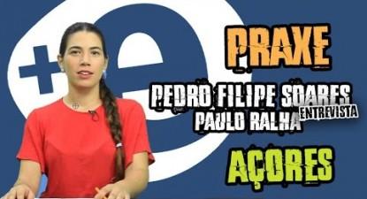 +e | Praxe, Pedro Filipe Soares entrevista Paulo Ralha e Açores | ESQUERDA.NET