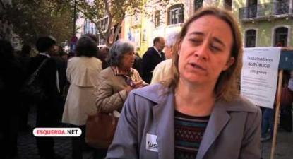 ESQUERDA.NET | O que é a Lusa e qual o Serviço Público que presta?