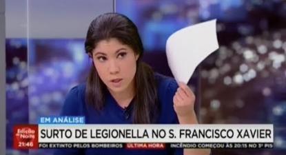 Legionella: Mariana Mortágua recorda iniciativas do Bloco para repor fiscalização | ESQUERDA.NET