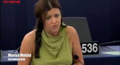 Refugiados nas mãos de merceeiros - Marisa Matias 2015.10.06