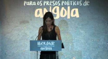 Isabel Moreira | Liberdade aos Presos Políticos em Angola | 5 Maio 2016 | Fórum Lisboa