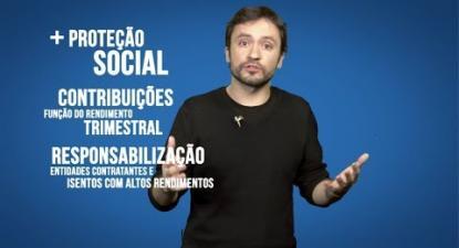Recibos verdes: O que muda no regime de contribuições  e na proteção social?  | ESQUERDA.NET