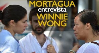 Mariana Mortágua entrevista Winnie Wong | ESQUERDA.NET