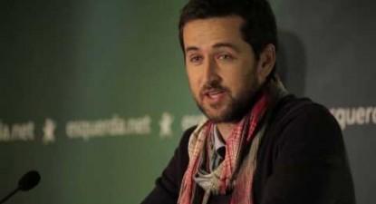 Ricardo Robles no aniversário do Bloco | ESQUERDA.NET