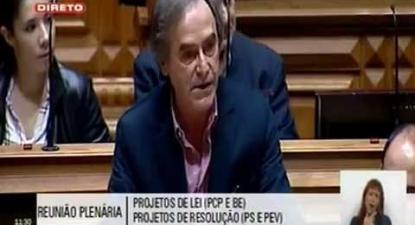 """Heitor de Sousa: """"Esta maioria pode travar a destruição dos transportes públicos"""""""