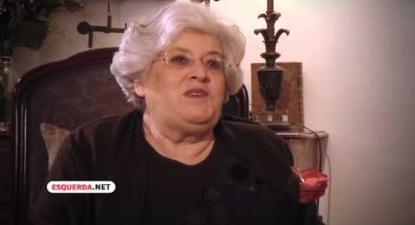 ESQUERDA.NET | Entrevista | Maria do Rosário Gama | APRE!