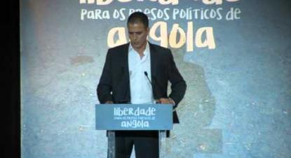 Ricardo Araújo Pereira   Liberdade aos Presos Políticos em Angola   5 Maio 2016   Fórum Lisboa