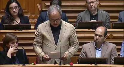 """José Manuel Pureza: """"João Semedo foi um cidadão exemplarmente empenhado e um grande parlamentar"""""""