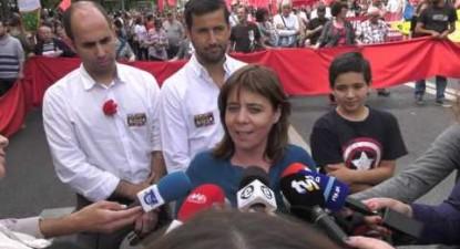 Manifestação 25 de Abril 2017 | ESQUERDA.NET