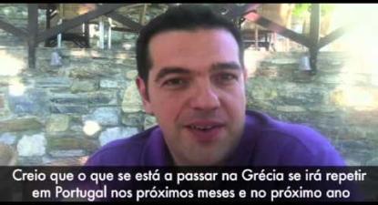 ESQUERDA.NET | Alexis Tsipras vai participar na Convenção do Bloco de Esquerda