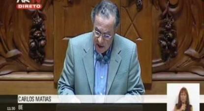 """Carlos Matias: """"Importa garantir que a propriedade dos baldios é das comunidades e é inalienável"""""""