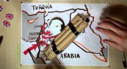 #WHYSYRIA - A Crise da Síria contada em 10 minutos e com 15 mapas