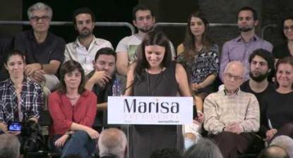 MARISA MATIAS | PRESIDENCIAIS 2016 | TEMPO DE ANTENA 2