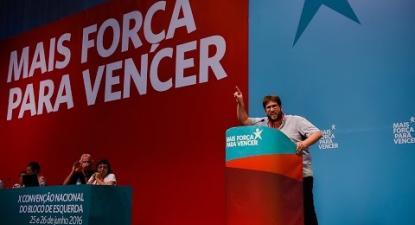 Intervenção de Miguel Urbán, do Podemos