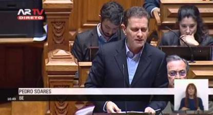 """P. Soares: """"Este regime de arrendamento atenta contra a dignidade dos moradores dos bairros sociais"""""""