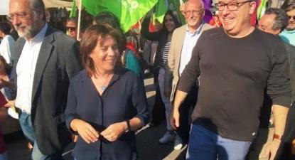 Autárquicas 2017: Arruada em Gaia e no Porto | ESQUERDA.NET