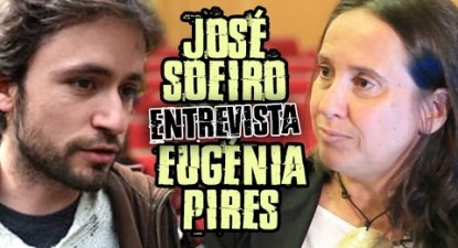 +e | José Soeiro entrevista Eugénia Pires | ESQUERDA.NET