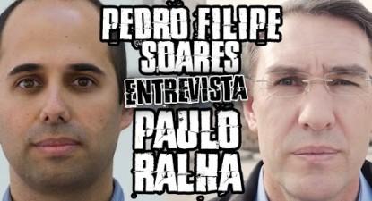 Pedro Filipe Soares entrevista Paulo Ralha | ESQUERDA.NET