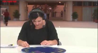 Os rendimentos dos eurodeputados - Marisa Matias 2014.10.24