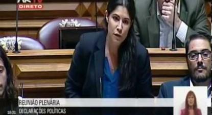 """Mariana Mortágua: """"Os offshores já vão pagar mais impostos  e isso irrita o CDS"""""""
