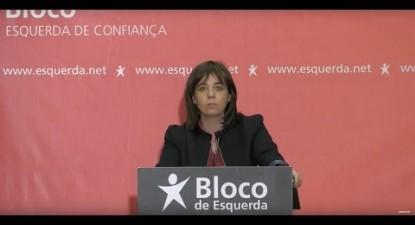 Catarina Martins defende reconhecimento dos direitos dos trabalhadores das pedreiras | ESQUERDA.NET