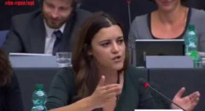 Sanções UE: Srs Comissários, cortar os vossos salários tb será incentivo? - Marisa Matias 2016.10.03